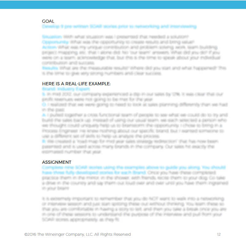 how to build a killer resume guide the wineinger company