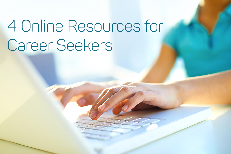 4 Great Online Resources for Career-Seekers
