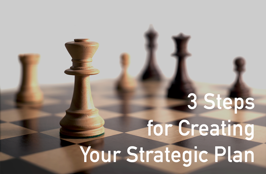 3 Steps to Create a Strategic Plan for 2017