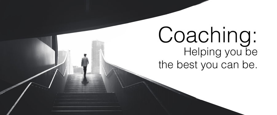 Executive Coaching, Life Coaching, Career Coaching, Oh My!
