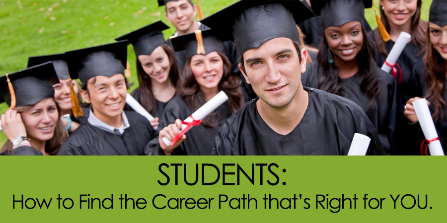 Students: How to Find your Career Path