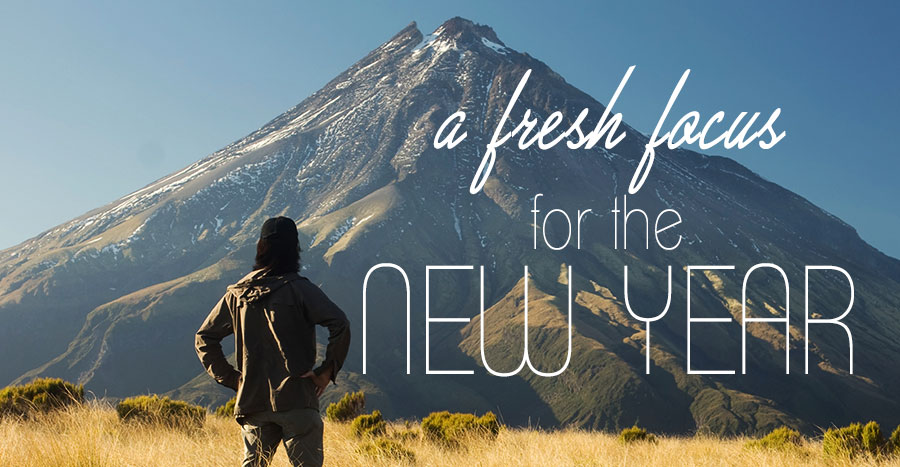 A Fresh Focus in your Career for the New Year