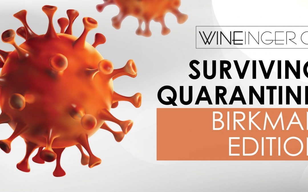 {VIDEO} Surviving Quarantine: Birkman Edition